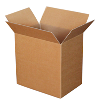 Plain Cover Box