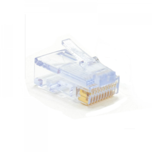 10p10c, rj48, 10p10c = 10 position 10 contact - used in some comms wiring  and data environments