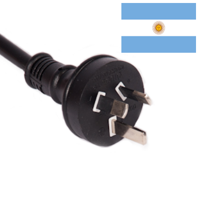Argentinian (Type I) Mains Leads