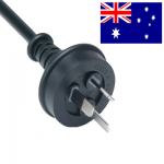 Australian (Type I) Mains Leads