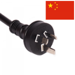Chinese (Type I) Mains Leads