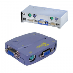 KVM Switches and Accessories