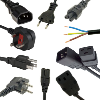 Mains Leads and Accessories