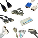 Monitor Leads and Accessories
